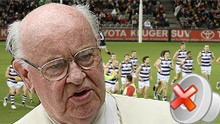 Father Bob unhappy with funeral footy clamp-down