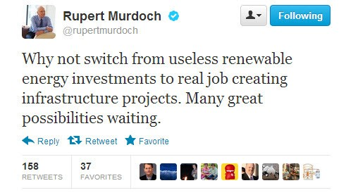 Get Fact: has Rupert got it right on climate change?