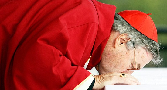 Pell to the rescue as Vatican contemplates reform