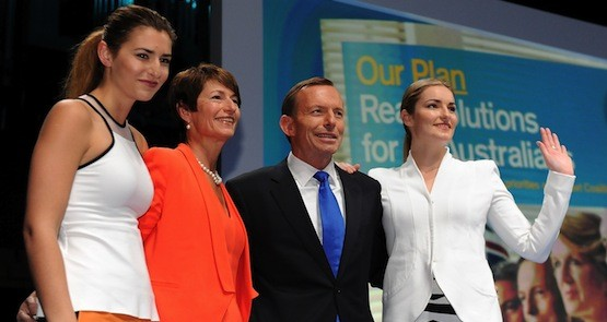 Another Abbott unity ticket — thankfully, on fiscal policy