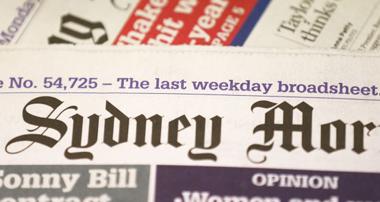 Papers losing $7m a week? Fairfax results look grim for News