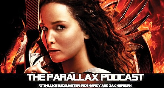 Parallax Podcast: Hunger Games 2, The Counselor, Bad Grandpa & more