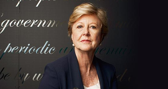 Rundle: defence of refugees begins at Gillian Triggs