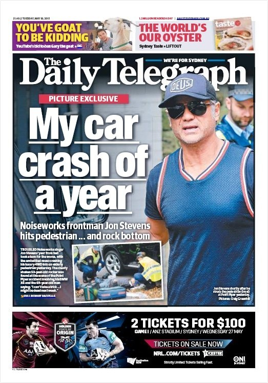 How the <em>Daily Telegraph</em> was able to interview one of Ivan Milat's jurors. And other media tidbits of the dya.