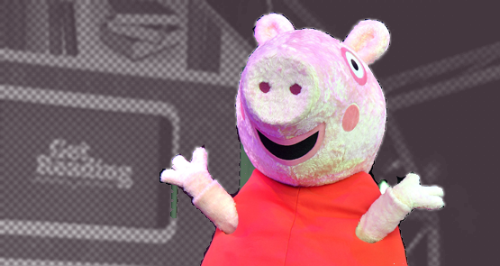 Peppa Pig won't be sacrificed on the altar of free trade