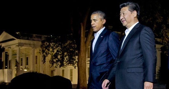When Barry met Xi Dada: China's economy, human rights and cyber warfare on the table