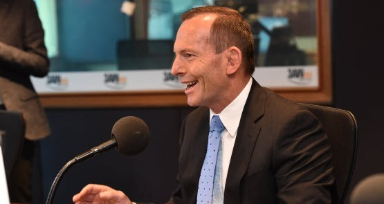 There is something refreshing about abject failure, the ability to start all over again with a completely blank slate. Abbott has that opportunity, and we on the left won't even laugh at him anymore.