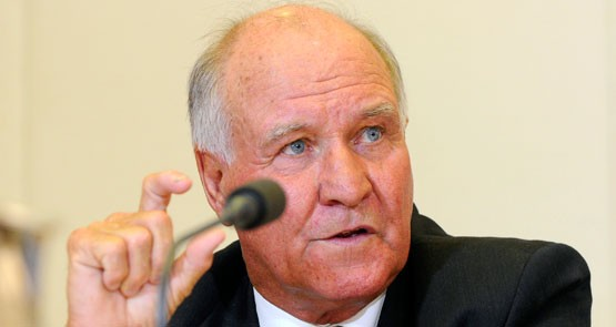 Rundle: Tony Windsor urges civil disobedience in Shenhua mine protest