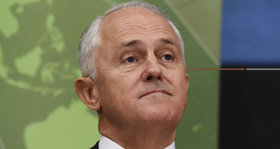 Turnbull to keep whirlwind China trip just business
