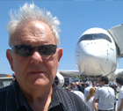 Ben Sandilands — Editor of Plane Talking