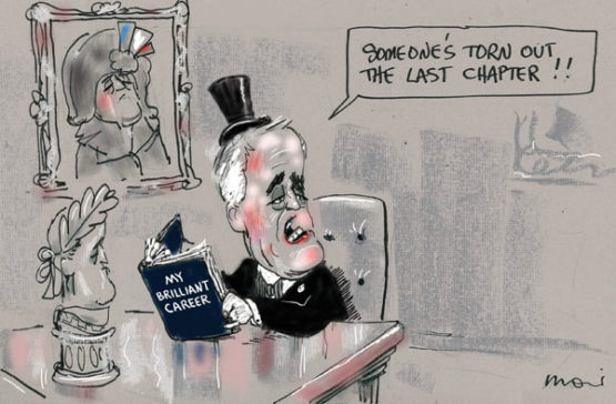 Alan Moir, Sydney Morning Herald 2009