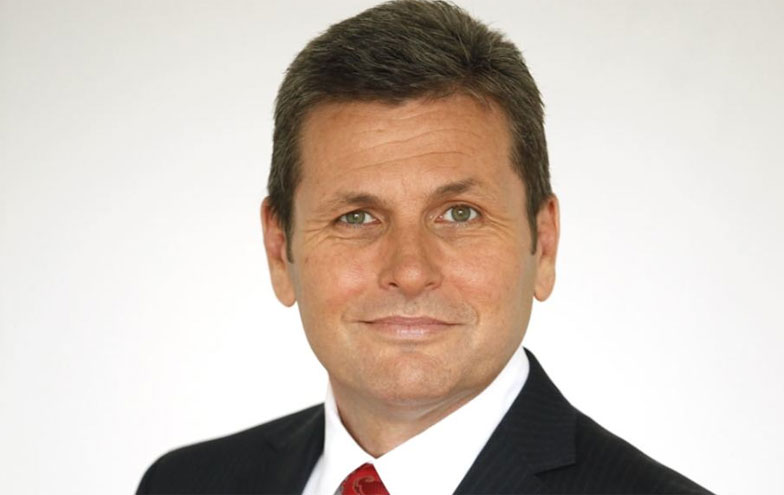 ABC News journalist Chris Uhlmann