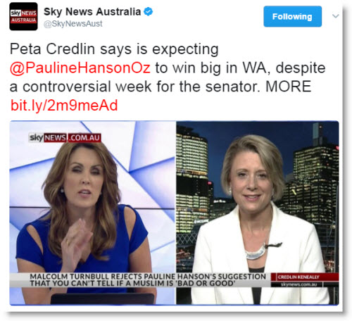 Even Turnbull haters agree, WA election was Barnett's loss