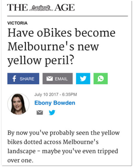 Ten's creditors revealed … RN religion editor exorcised … the new 'yellow peril'? …