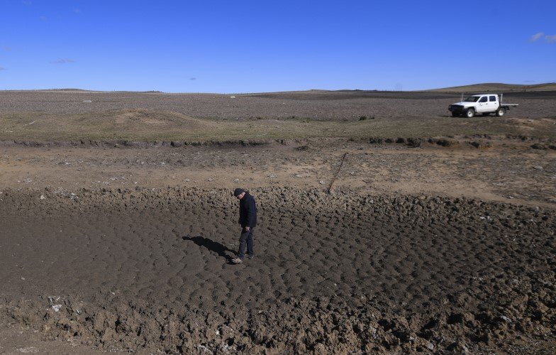 climate change drought farm
