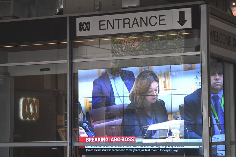 ABC staff unanimously pass motion for chairman to stand aside