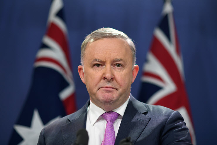 Labor factions Anthony Albanese