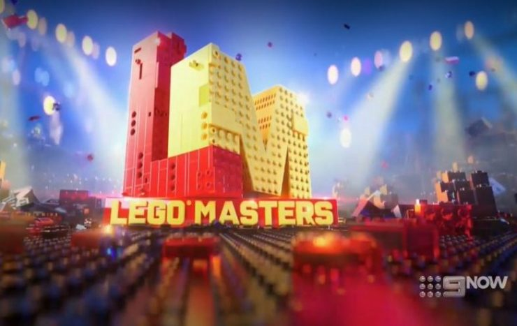 Lego Masters Ratings