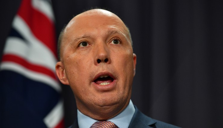 Peter Dutton foreign fighters isis