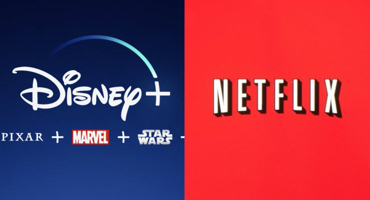 Disney joins the streaming wars as competitors vie for monopoly