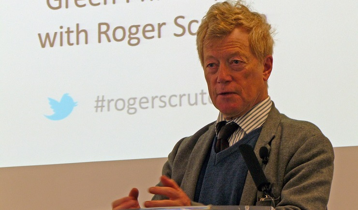 Roger Scruton (Image: Flickr/Policy Exchange)