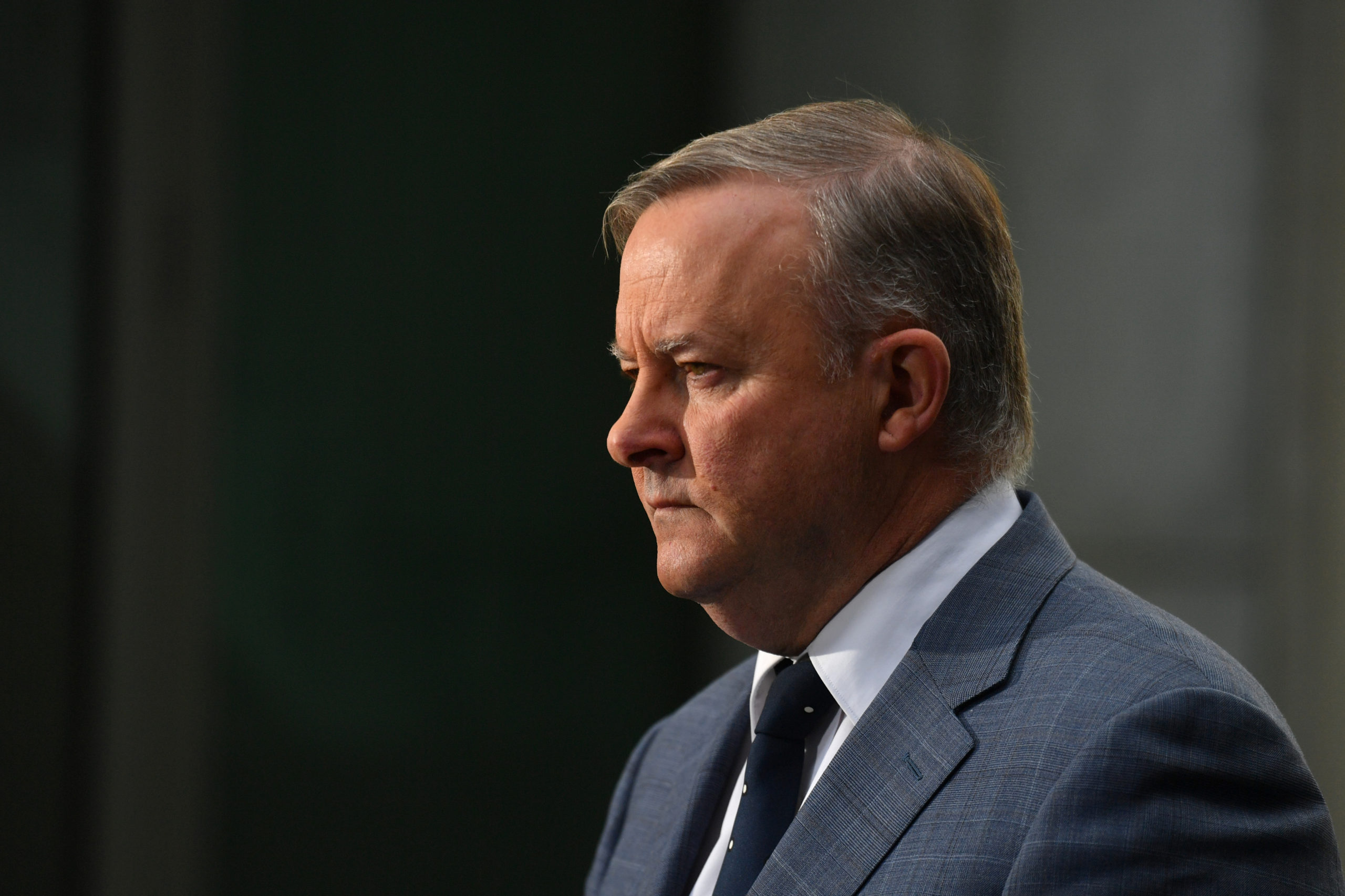 Labor leader Anthony Albanese (Image: AAP/Mick Tsikas)