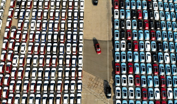chinese car exports